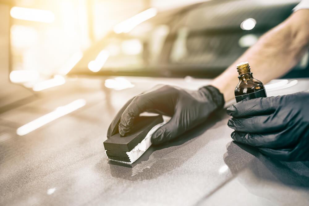 DIY ceramic coating for car reviews